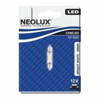 Neolux C5W 36mm Bright White 6000K 1KS/BAL