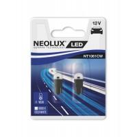 NEOLUX W5W BRIGHT WHITE 6000K 2KS/BAL
