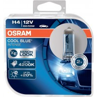 Osram H4 Cool Blue Intense 2ks/Bal.