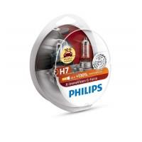 Philips H7 X-Treme Vision G-Force +130% 2ks/Bal
