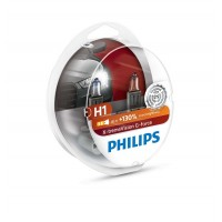 Philips H1 X-Treme Vision G-Force +130% 2ks/Bal