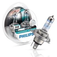 Philips H4 X-Treme Vision +130% 2ks/Bal